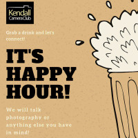 Kendall Camera Club Happy Hour