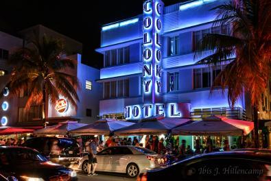 South Beach at Night-58
