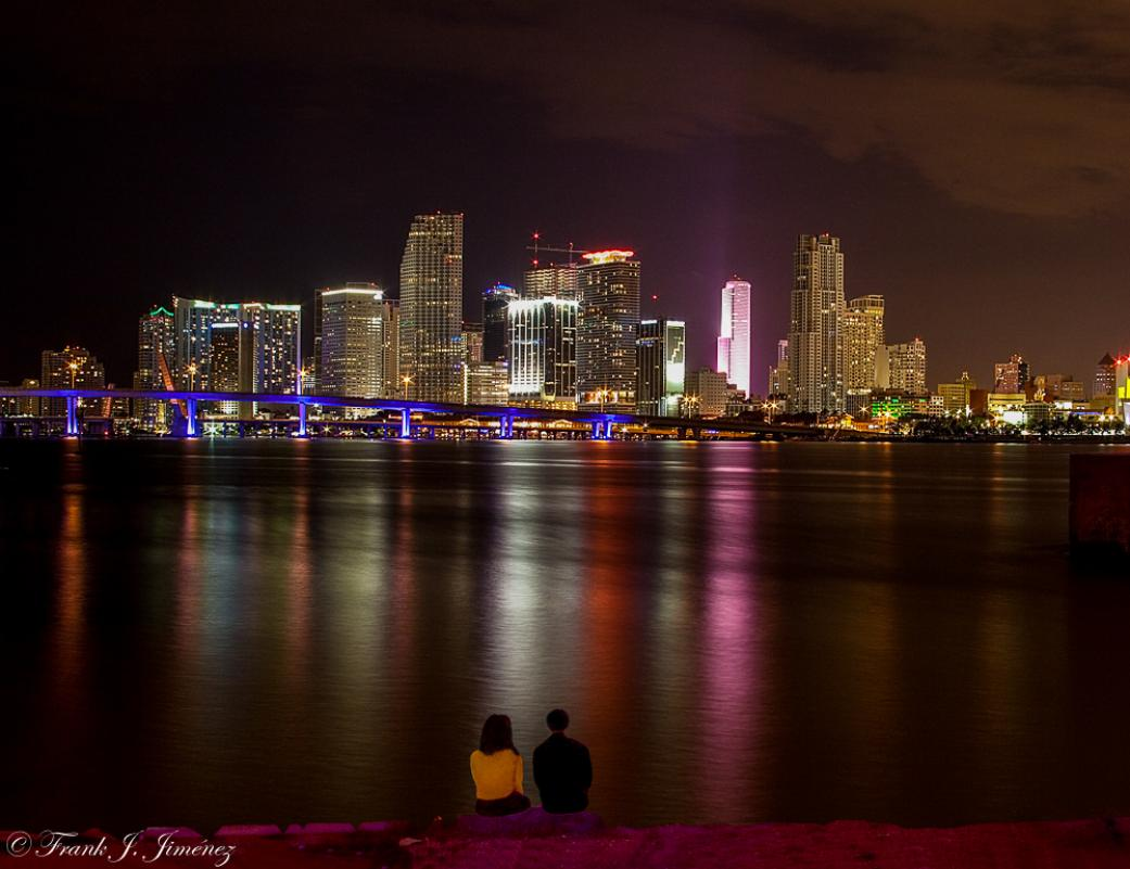 Enjoy Miami at Night