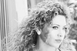 Curly hair model