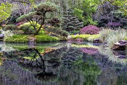 Gibbs Gardens Reflections