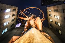Atlas on 5th Avenue