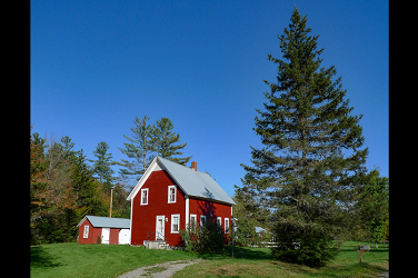 Early Fall in Vermont