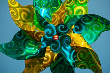 Pinwheel Symmetry