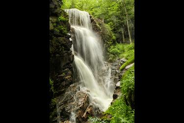 Avalanche Falls, New Hampshire