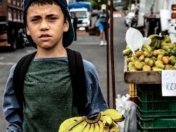 Child at The Feria