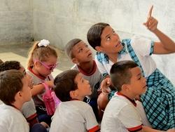 Teaching About Bolivar