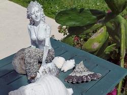 Distressed Mermaid